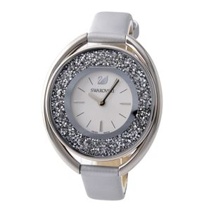 SWAROVSKI(スワロフスキー)5263907 レディース 腕時計 Crystalline Oval (クリスタルライン・オーバル) - 拡大画像