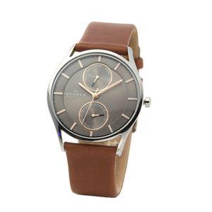 SKAGEN(スカーゲン) SKW6086 メンズ 腕時計 デイデイトカレンダー - 拡大画像