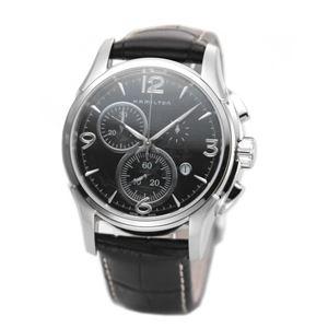HAMILTON(ハミルトン) H32612735 JAZZMASTER ジャズマスター クロノグラフ メンズ 腕時計 - 拡大画像