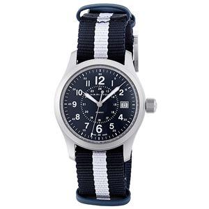 HAMILTON(ハミルトン) H68201043 カーキ フィールド メンズ 腕時計 Khaki Field - 拡大画像
