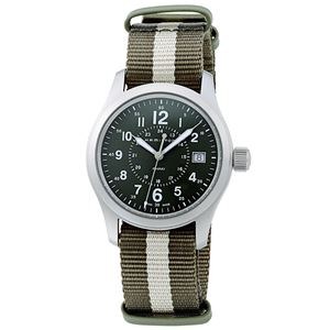 HAMILTON(ハミルトン) H68201063 カーキ フィールド メンズ 腕時計 Khaki Field - 拡大画像