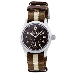 HAMILTON(ハミルトン) H68201093 カーキ フィールド メンズ 腕時計 Khaki Field - 拡大画像
