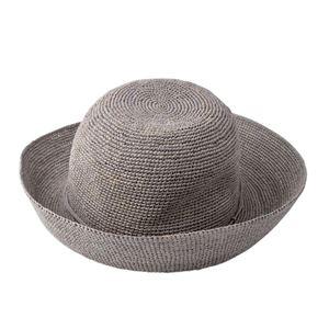HELEN KAMINSKI(ヘレンカミンスキー) プロバンス10 夏の定番 丸めて収納可能なラフィア製ローラブルハット レディス帽子 - 拡大画像