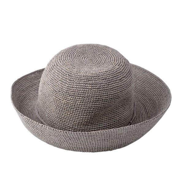HELEN KAMINSKI(ヘレンカミンスキー) プロバンス10 夏の定番 丸めて収納可能なラフィア製ローラブルハット レディス帽子