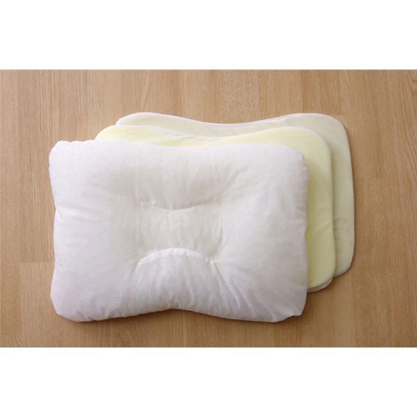 枕の嫌なにおいが気になる方におすすめの「枕 ピロー 洗える パイプ 『抗菌・消臭枕(中材=パイプ)』約38×56cm」