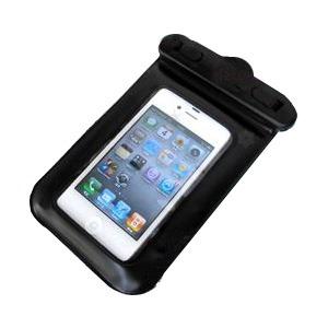 iPhone4/GALAXY S 対応 スマートフォン用防塵防水ケース(IPx 8)LMB-008s