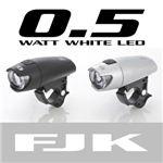 LEDサイクルライト(0.5Wタイプ) FJK-180SI / シルバー