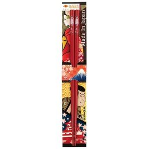 田中箸店 日本デザイン箸 舞妓 22.5? 068060