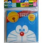 Go!Go!with DORAEMON CD/DVDケース II【12個セット】 421-61