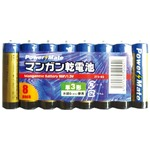 パワーメイト マンガン電池(単3・8P) 273-03 【×10個セット】