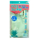 アロエゴム手袋(LL)【10個セット】 CM-413