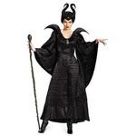 ディズニー DISNEY マレフィセント Maleficent コスチューム 大人用S