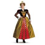ディズニー DISNEY アリス・イン・ワンダーランド 赤の女王 コスチューム 大人女性用S