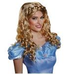 ディズニー DISNEY シンデレラ Cinderella ウィッグ 大人用