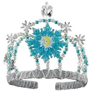 ディズニー DISNEY アナと雪の女王 グッズ エルサ ティアラ 王冠 - 拡大画像