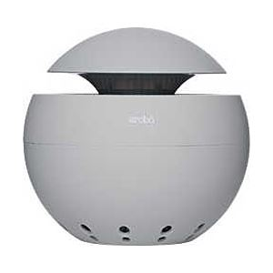 arobo air purifier 空気清浄機 CLV-166(マットグレー) - 拡大画像