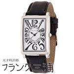 フランク三浦 FRANK MIURA 美しき革命という異名を持つ伝説の初号機(改) ホワイト文字盤 クオーツ メンズ 腕時計 FM01K-WH