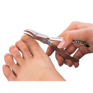 ゾーリンゲン 足の爪きりニッパー
