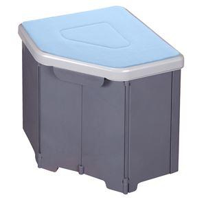 サンコー コーナー型トイレ - 拡大画像