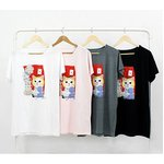 JETOY(ジェトイ) チューチューTシャツ/ルーズタイプ(アリス)PK