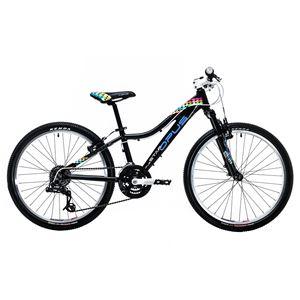 2013モデル OPUS(オーパス) STAR 305mm アルミフレーム 24speed Black マウンテンバイク - 拡大画像