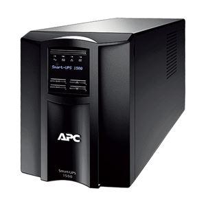シュナイダーエレクトリック Smart-UPS 1500 LCD 100V SMT1500J - 拡大画像