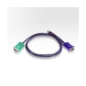 ATEN USB KVMケーブル 3m SPHD KVM用 2L-5203U