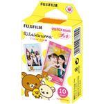 富士フィルム(FUJI) チェキ用カラーフィルム instax mini 1パック品 リラックマ(10枚入) INSTAX MINI RILAKKUMA WW 1