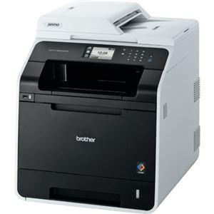 ブラザー工業(BROTHER) A4カラーレーザー複合機/FAX/28PPM/両面印刷/有線・無線LAN/ADF MFC-L8650CDW - 拡大画像