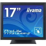 iiyama 17型液晶ディスプレイ ProLiteT1731SAW-2(超音波表面弾性波方式タッチパネル) T1731SAW-B2