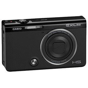 カシオ計算機 デジタルカメラ HIGH SPEED EXILIM EX-FC500S ゴルフモデルブラック EX-FC500SBK - 拡大画像