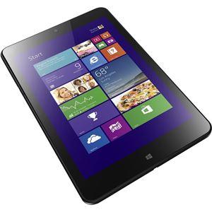 レノボ・ジャパン ThinkPad 8 (Atom Z3770/2/128/W8.1/8.3) 20BN001RJP - 拡大画像