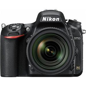 ニコン デジタル一眼レフカメラ D750 24-85 VR レンズキット D750LK24-85 - 拡大画像
