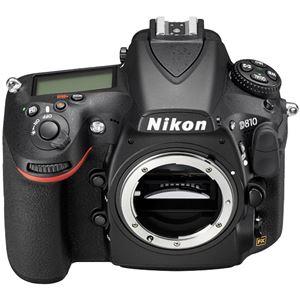 ニコン デジタル一眼レフカメラ D810 D810 - 拡大画像