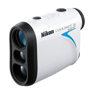 ニコン 携帯型レーザー距離計 COOLSHOT 20 LCS20 - 拡大画像