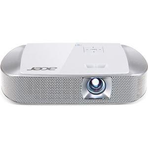 Acer LEDプロジェクター(WXGA(1280x800)/700lm/0.51kg/HDMI/USBディスプレイ/2GBメモリ内蔵/DLP 3D対応) K137 - 拡大画像