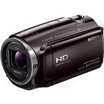 SONY(ソニー) デジタルHDビデオカメラレコーダー Handycam CX670 ボルドーブラウン HDR-CX670/T