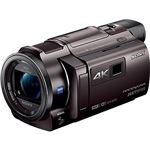 SONY(ソニー) デジタル4Kビデオカメラレコーダー Handycam AXP35 ブロンズブラウン FDR-AXP35/T