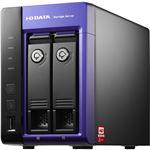 アイ・オー・データ機器 Windows Storage Server 2012 R2 Standard Edition搭載2ドライブモデル NAS 2TB HDL-Z2WL2C2