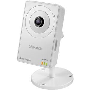 アイ・オー・データ機器 無線LAN対応ネットワークカメラ 「Qwatch(クウォッチ)」 つながる安心モデル TS-WRLC - 拡大画像