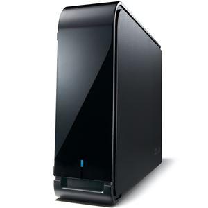 バッファロー ハードウェア暗号機能搭載 USB3.0用 外付けHDD 3TB HD-LX3.0U3D - 拡大画像