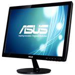 ASUS TeK 18.5型ワイド液晶ディスプレイ ブラック VS197DE