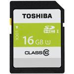 東芝(家電) SDHCメモリカード 16GB SDAR40N16G