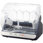東芝(家電) 食器乾燥器 (ブルーブラック) VD-B15S(LK)