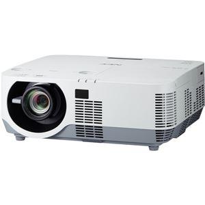 NEC DLPプロジェクター NP-P502WJD - 拡大画像