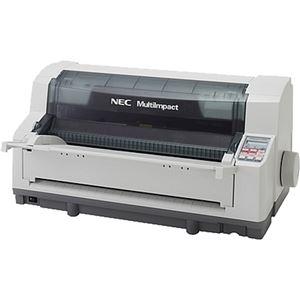 NEC ドットインパクトプリンタ MultiImpact 700XEN PR-D700XEN - 拡大画像