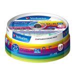 三菱化学メディア DVD-R DL 8.5GB PCデータ用 8倍速対応 25枚スピンドルケース入りワイド印刷可能 DHR85HP25V1