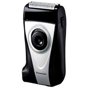 パナソニック(家電) メンズシェーバー (シルバー調) 2枚刃 ES-RP30-S - 拡大画像
