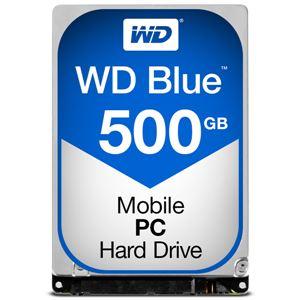 WESTERN DIGITAL 3.5インチ内蔵HDD 500GB SATA 6.0Gb/s 7200rpm 32MB WD5000AZLX - 拡大画像