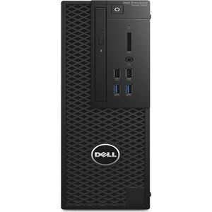 DELL Precision Tower 3420 (Win10Pro64bit/16GB/Corei7-7700/256GB/K620/3年保守/DVD-/+RW/Officeなし) DTWS010-009N3 - 拡大画像